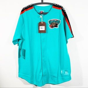 MITCHELL & NESS | NBA | Vancouver Grizzlies Top